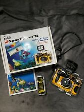 New ListingSeaLife Sportdiver Sl 545 35mm Point & Shoot Film Camera