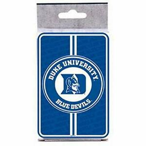 Jenkins Enterprises Duke Blue Devils Playing Cards