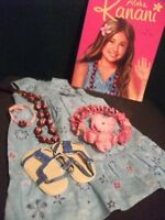 American Girl Doll Kanani MEET OUTFIT 2011 GOTY Complete New Excellent Condition