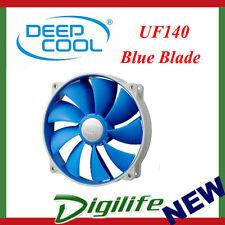 Deepcool 140mm Uf140 Blue Blade PWM Fan (max 1200rpm)