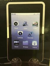Bush 8GB 2.8 Inch Touchscreen MP3 Player with Video - Free 90 Day Guarantee