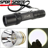 Ultrafire 1000LM 1 Mode CREE XML-2 T6 CR123A/18650/16340 LED Tactical Flashlight