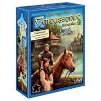 Carcassonne Jeu de Société Expansion 1 - Inns & Cathédrales - Anglais Version