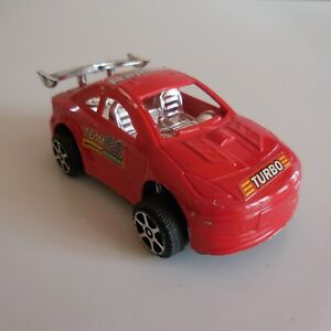 Voiture miniature course sport TEAM RS RACING CITYSCAPE 24 RAPIDO TURBO N5375