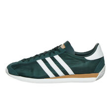 Adidas-country clear Green/Footwear White/carbon cortos eg7758