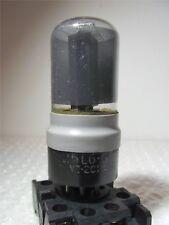 25L6 25L6GT RCA NOS WW2 MILITARY SPEC RADIO VALVE TUBE AMP TEST GOOD CV553 KT32