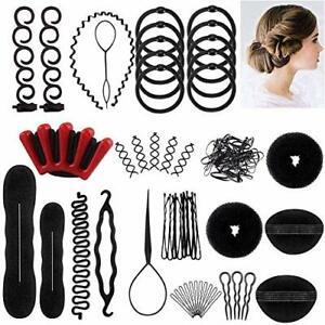25pcs Haare Frisuren Set Haar Zubehör Styling Set Hair Styling Accessories Kit