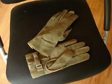 Original Wehrmacht - Handschuhe WW2, WW II, fabrikneu. Gr. 8; 8,5; 9; 9,5; 10