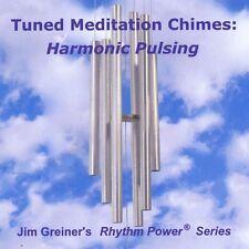 Jim Greiner - Tuned Meditation Chimes: Harmonic Pulsing [New CD]