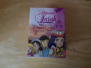 PRINCESSE SARAH L'INTEGRALE - Coffret DVD
