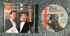 Haydn - Piano / Violin Concertos - Kissin - Spivakov - RCA Red Seal CD - RD87948