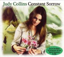 JUDY COLLINS - CONSTANT SORROW - HER FIRST 2 ALBUMS  (NEW SEALED 2CD)