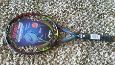 "new tennis racquet Asics BZ100 16x19 10.7 oz. 27"" 100 sq. in. 4 1/4 grip size 2"