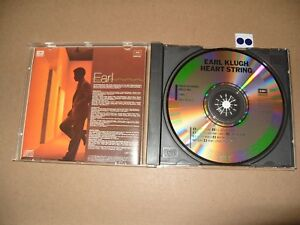 Earl Klugh Heartstring cd Japan  1979 cd is Mint/Inlays are Excellent +Cond (L.S