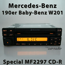 Original Mercedes Special MF2297 Cd-R 190er Radio W201 C-Class CD Car Radio
