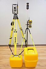 "Trimble SPS930 Robotic Total Station 1"" Sec TSC3 Machine Control SPS S6 S8 VX"