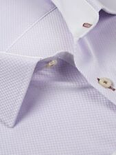 "DOUGLAS Luxury Formal Shirt/Lilac - 18"" SRP £65.00"
