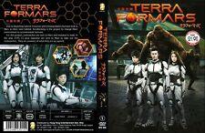 Terra Formars Live Movie (2016 Japan Film) ~ DVD ~ English Subtitle ~