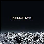 Schiller - Opus music cd new trance