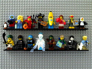 LEGO Collectable Minifigures Series 16 Full Set Of 16 71013, New Sealed