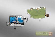 Samsung GALAXY s3 i9300 SIM Card Reader lettore schede Slot Carte Supporto Cavo Flex
