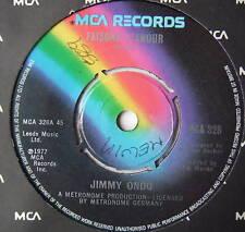 """JIMMY ONDO - Faisons L'Amour - Excellent Con 7"""" Single"""