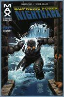 Supreme Power Nighthawk #6 2006 Steve Dillon Marvel Max