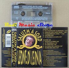 MC LEONE DI LERNIA Salutm a sord  NEW MUSIC Italy no cd lp dvd