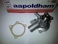 FORD CAPRI CORTINA SIERRA 1.6 1.8 2.0 PINTO OHC NEW WATER PUMP =VISCOUS FAN TYPE