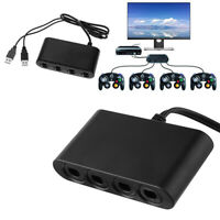 gamecube gamepad. 4. ngc controller - adapter For Nintendo Wii U PC Switch