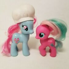 My Little Pony MRS DAZZLE CAKE and TWIRLY TREATS Princess Celebration Bakery G4