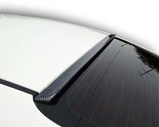 Carbon Lack Dachspoiler Heck Scheiben Blende Dach spoiler für Ford Focus III
