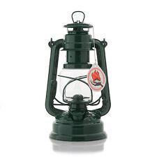 Storm linterna Feuerhand 276 galvanizado VERDE MUSGO Lámpara de petroleo