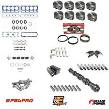 MASTER ENGINE REBUILD KIT 08-11 GM CHEVY 5.3L CAMSHAFT LIFTERS PISTONS GASKETS