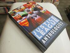 JUSTICE LEAGUE ANTHOLOGIE - URBAN COMICS - DC ANTHOLOGIE..