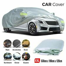 HEAVY DUTY XL Full Car Cover Waterproof Breathable For Mercedes Class C E R S