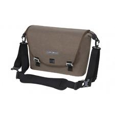 Ortlieb Reporter Urban Messenger Bag Coffee Brown Waterproof Size Large