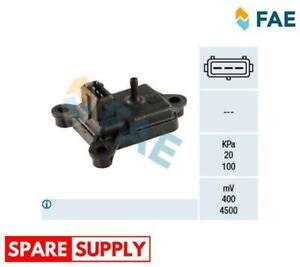 SENSOR, INTAKE MANIFOLD PRESSURE FOR ALFA ROMEO CITROËN FIAT FAE 15006