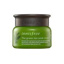 [INNISFREE] The Green Tea Seed Cream - 50ml (New)