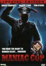 Maniac Cop 0654930305997 With Bruce Campbell DVD Region 1