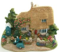 Lilliput Lane To The Rescue L2408 complete with Deeds