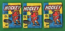 1983-84  OPC HOCKEY GREAT ROOKIE YEAR UNOPENED PACKS (3) VERY NICE