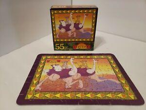 Disney The Lion King 55 Piece Mini Puzzle Complete 9 x 7 inch