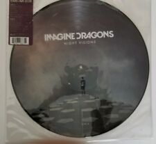 Imagine Dragons Night Visions Record Store Day 2014 Picture Disc New LP RSD