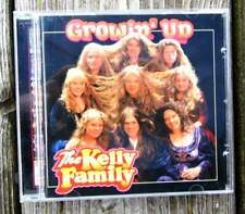 CD - The Kelly Family - Growin´Up