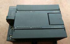 Siemens 6es7 214 1bd23 0xb0 s7 200 cpu224 new uso didáctico!!