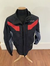 Men's SPYDER XSCAP XT Jacket Snow Ski Snowboard Full Zip Up Coat 52 Large