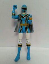 "POWER RANGERS - Mystic Force Blue Ranger 5"" Action Figure Bandai 2005 Saban Toy"