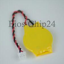 Bios CMOS Batterie MEDION Akoya P7610 MD97470, E6214 P6624 MD98390, 3pin Battery
