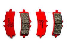 4 PASTIGLIE ANTERIORI BREMBO SA RACING PER PINZE BREMBO M4  -07BB37SA-